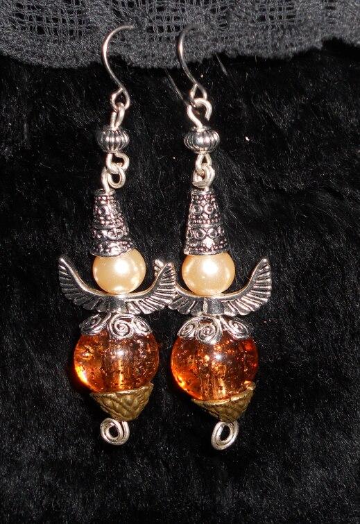 ägyptisch engelchen weiss